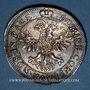 Monnaies Alsace. Colmar. (17e siècle). Guldentaler n. d.
