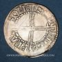 Monnaies Alsace. Colmar. Doppelvierer. Type avec écusson (16e siècle)