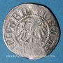 Monnaies Alsace. Colmar. Doppelvierer. Type sans écusson (16e siècle)