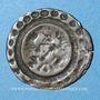 Monnaies Alsace. Colmar. Rappen (16e siècle)
