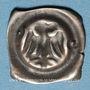 Monnaies Alsace. Colmar. Rappen (après 1387)