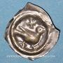 Monnaies Alsace. Colmar. Rappen (vers 1300)