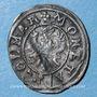Monnaies Alsace. Colmar. Vierer (16e siècle)