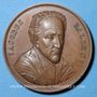Monnaies Alsace. Ensisheim. Balde Jacob (1603-1668). Médaille bronze, 40,8 mm. Gravée par Neuss