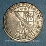 Monnaies Alsace. Evêché de Strasbourg. Charles de Lorraine (1592-1607). 3 kreuzers 1603. Saverne. FAUX !