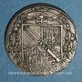 Monnaies Alsace. Evêché de Strasbourg. Charles de Lorraine (1592-1607). Teston 1606