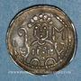 Monnaies Alsace. Evéché de Strasbourg (début du 12e siècle). Obole