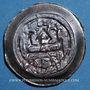 Monnaies Alsace. Evêché de Strasbourg. Epoque des Hohenstaufen (1138-1284). Denier vers 1230-50