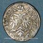 Monnaies Alsace. Haguenau. 1 kreuzer 1668