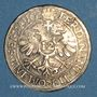 Monnaies Alsace. Haguenau. 12 keuzers (1621)