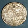 Monnaies Alsace. Haguenau. 12 kreuzers 1668