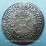 Monnaies Alsace. Haguenau. 12 kreuzers n. d., à la titulature de Ferdinand II (1619-1637). R ! R !