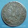 Monnaies Alsace. Haguenau. 12 kreuzers n. d., à la titulature de Léopold I (1658-1705)