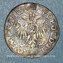Monnaies Alsace. Haguenau. 2 kreuzers 1667