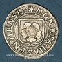 Monnaies Alsace. Haguenau. 2 kreuzers (vers 1630)