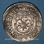 Monnaies Alsace. Haguenau. 3 kreuzers 1601