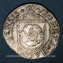 Monnaies Alsace. Haguenau. 3 kreuzers 1602