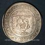 Monnaies Alsace. Haguenau. 30 kreuzers (= 1/2 guldentaler) 1669