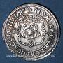 Monnaies Alsace. Haguenau. 30 kreuzers (= 1/2 guldentaler) 1671