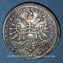 Monnaies Alsace. Haguenau. 60 kreuzer 1673