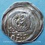 Monnaies Alsace. Haguenau. Denier (pfennig) (vers 1220-1250). R !