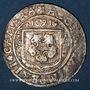Monnaies Alsace. Haguenau. Dicken 1621