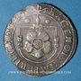 Monnaies Alsace. Haguenau. Dicken frappé avant 1621. Légende fautive : AERNVM