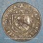 Monnaies Alsace. Haguenau. Dicken frappé pendant la Kipperzeit (1621-1623)
