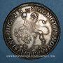 Monnaies Alsace. Mulhouse. Taler au lion 1623. Refrappe du début du 18e siècle
