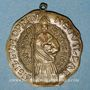 Monnaies Alsace. Neuwiller-lès-Saverne. 1100e anniversaire translations des reliques de Saint Adelphe. 1926