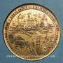 Monnaies Alsace. Strasbourg. Bimillénaire. 1988. Médaille bronze. 60 mm