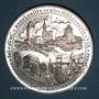 Monnaies Alsace. Strasbourg. Bimillénaire. 1988. Médaille étain. 60 mm