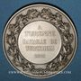 Monnaies Alsace. Strasbourg. Cercle Numismatique d'Alsace. 1932. Hommage à Turenne - Bataille de Turckheim