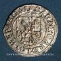 Monnaies Alsace. Strasbourg. Evêché. Charles de Lorraine (1592-1607). 1 kreuzer n. d.