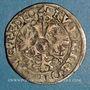 Monnaies Alsace. Strasbourg. Evêché. Charles de Lorraine (1592-1607). 3 kreuzers 1600. Saverne