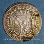 Monnaies Alsace. Strasbourg. Evêché. Charles de Lorraine (1592-1607). 3 kreuzers 1601S. Saverne