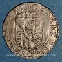 Monnaies Alsace. Strasbourg. Evêché. Charles de Lorraine (1592-1607). 3 kreuzers 1604S. Saverne