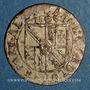 Monnaies Alsace. Strasbourg. Evêché. Charles de Lorraine (1592-1607). 3 kreuzers 1605S. Saverne