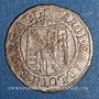 Monnaies Alsace. Strasbourg. Evêché. Charles de Lorraine (1592-1607). 3 kreuzers 1606S. Saverne