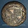 Monnaies Alsace. Strasbourg. Evêché. Charles de Lorraine (1592-1607). Teston 1604