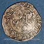 Monnaies Alsace. Strasbourg. Evêché. Jean de Manderscheid (1569-1592). 2 kreuzers 1589. Molsheim