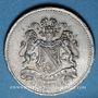 Monnaies Alsace. Strasbourg. Excursion de La Chorale à Ochsenstein. 1879. Médaille étain. 25 mm
