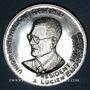 Monnaies Alsace. Strasbourg. Hommage de l'UNA à son président Lucien Engelhard. 1996. Médaille argent
