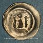 Monnaies Alsace. Strasbourg. Monnayage affermé par l'évêché (1296-1334). Pfennig à l'ange, 1296-1334