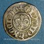 Monnaies Alsace. Strasbourg. Municipalité. 1 kreuzer (15e - début 16e siècle)