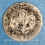 Monnaies Alsace. Strasbourg. Municipalité. 1 kreuzer (vers 1640)
