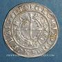 Monnaies Alsace. Strasbourg. Municipalité (16e - 17e siècle). Groschen (= 12 deniers)