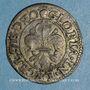Monnaies Alsace. Strasbourg. Municipalité. 2 kreuzers (vers 1623-1640)