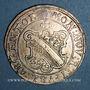 Monnaies Alsace. Strasbourg. Municipalité. Dicken (vers 1613-1621)