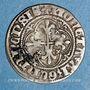 Monnaies Alsace. Strasbourg. Municipalité. Semissis (15e - 16e siècle)